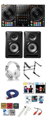 Pioneer(パイオニア) / DDJ-1000SRT / S-DJ50X 激安プロ向けCセット【Serato DJ Pro 無償対応】 15大特典セット