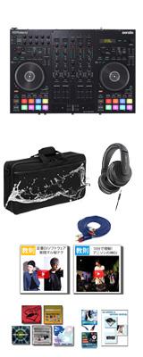 Roland(ローランド) / DJ-707M 撥水ケースお得Bセット【Serato DJ Pro 無償対応】 - PCDJコントローラー -  12大特典セット