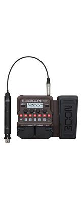 Zoom(ズーム) / A1X FOUR アコースティック楽器用マルチエフェクター エクスプレッションペダル搭載モデル 【マイクアダプター(MAA-1)付属】 1大特典セット