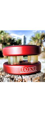 DMSD / Decoupling Feet For Turntables (RED / 4個セット) ターンテーブル/レコードプレーヤー用インシュレーター