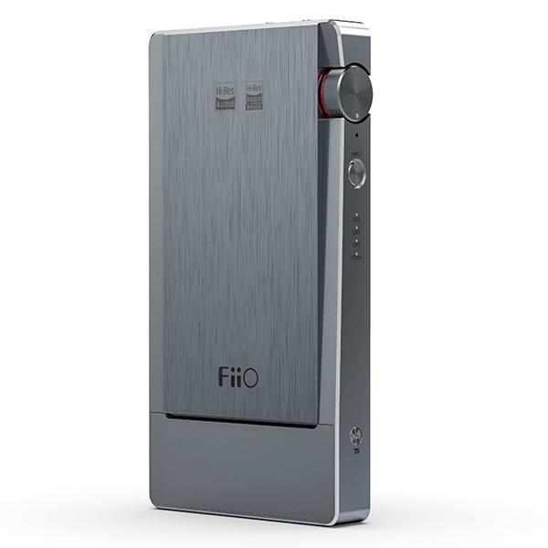 Fiio(フィーオ) / Q5S with AM3E モジュール機能搭載 ポータブルヘッドホンアンプ