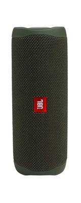 JBL(ジェービーエル) / FLIP5 (GREEN) IPX7 防水仕様 Bluetooth対応 ワイヤレススピーカー 1大特典セット