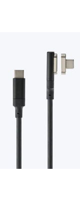 MAGABOLT / MAGX USB-C MAGSAFE MAGNETIC CABLE (1.5m / BLACK) USB-Cケーブル 【アダプター1個付属】