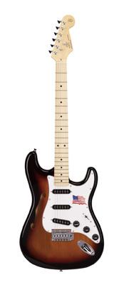 SX Guitars(エスエックス ギターズ) / FST/ALDER/H/3TS エレキギター