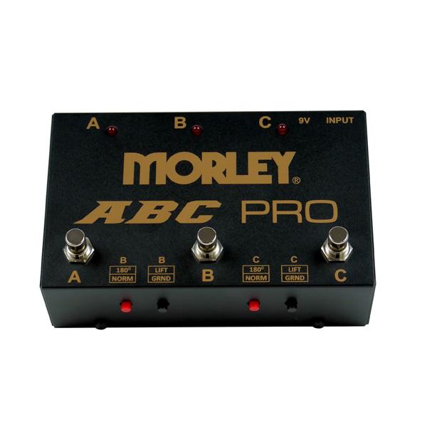 Morley(モーリー)/ABC PRO - アンプセレクター −