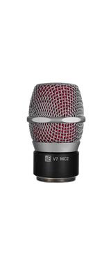 sE electronics(SEエレクトロニクス)/V7 MC2 (ブルーグリル/ブラックボディー) - ワイヤレスマイク用 カプセル -