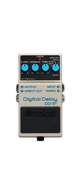 Boss(ボス) / Digital Delay DD-3T - デジタル・ディレイ - 《ギターエフェクター》 【5年保証】 1大特典セット