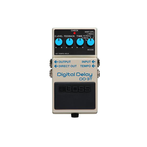 Boss(ボス) / Digital Delay DD-3T - デジタル・ディレイ - 《ギターエフェクター》 【5年保証】 ~10月12日発売~※予約はまだ受け付けておりません