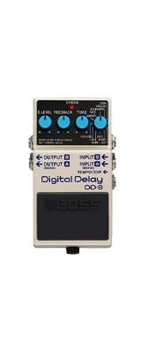 ■ご予約受付■ Boss(ボス) / Digital Delay DD-8 - デジタル・ディレイ - 《ギターエフェクター》 【5年保証】 1大特典セット