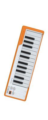 Arturia(アートリア) / MICROLAB OR (オレンジ) - MIDIキーボード・コントローラー -