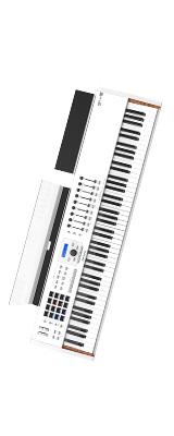 Arturia(アートリア) / KEYLAB 88 MK2 【ANALOG LAB/  Ableton Live LITE 付属】 - 88鍵 MIDIキーボード - 1大特典セット