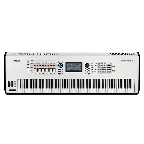 YAMAHA(ヤマハ) / MONTAGE8 WH (ホワイト) - 88鍵シンセサイザー -