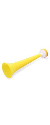 ■ご予約受付■ Plastic Vuvuzela Horns (YELLOW) ブブゼラ レゲエホーン 【レ】