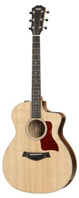 新品特価 Taylor(テイラー)/ 214ce-Koa アコースティックギター ピックアップ付き