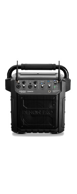 Denon Professional(デノンプロフェッショナル) / CONVOY / ワイヤレスマイク2本付き - ポータブルPAシステム - 【 Bluetooth対応 充電池内蔵 】 2大特典セット
