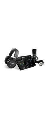 ■ご予約受付■ M-Audio(エム・オーディオ) / AIR 192 | 4 Vocal Studio Pro / USBオーディオインターフェース  / コンデンサーマイク付き 1大特典セット