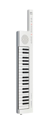 YAMAHA(ヤマハ) / sonogenic SHS-300WH (ホワイト) / 37鍵 ショルダーキーボード 1大特典セット