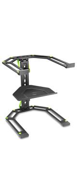 Gravity / GLTS01B アジャスタブル Laptop & Controllerスタンド 【テーブル固定用クランプ付属】 折りたたみ式 ラップトップスタンド