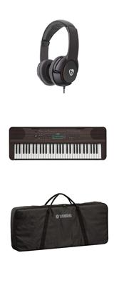 ■ご予約受付■ 【純正バッグセット】YAMAHA(ヤマハ) / PSR-E360DW (ダークウォルナット調) 61鍵盤 キーボード / ピアノ   1大特典セット