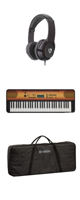 【純正バッグセット】YAMAHA(ヤマハ) / PSR-E360MA (メイプル調) 61鍵盤 キーボード / ピアノ   1大特典セット