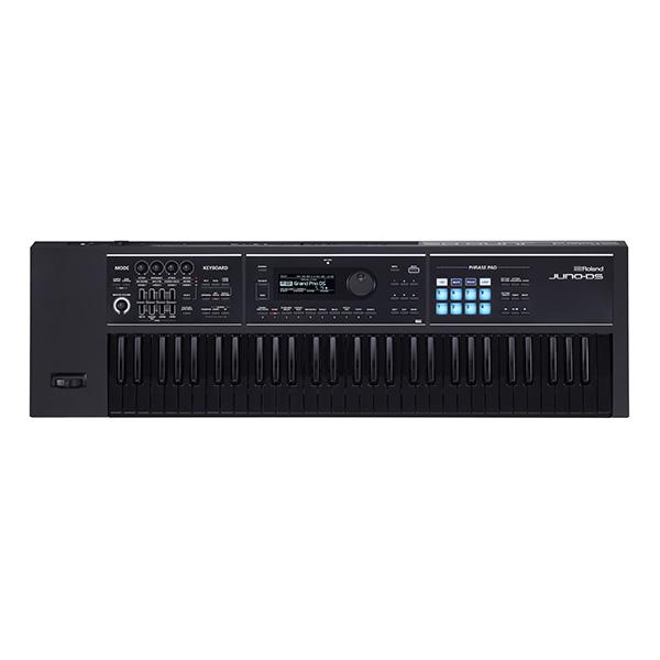 Roland(ローランド) / JUNO-DS61B 数量限定色ブラック 黒鍵 - 61鍵 シンセサイザー -