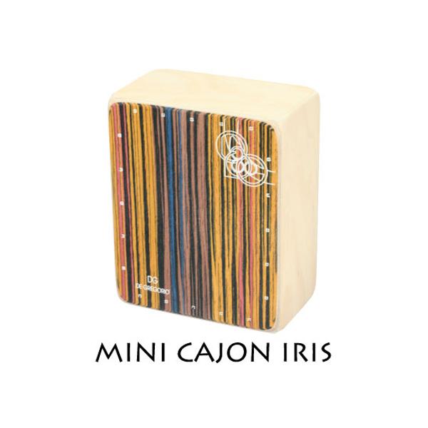 DE GREGORIO(デ・グレゴリオ) / MINI CAJON  IRIS(アイリス)  カホン / パーカッション・打楽器