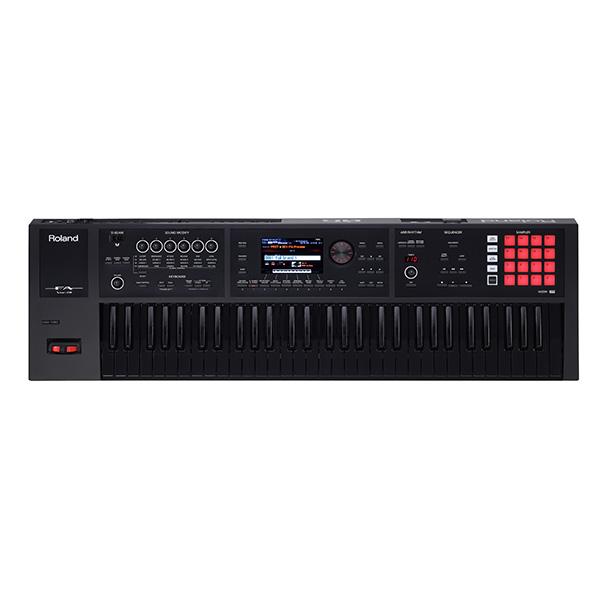 Roland(ローランド) / FA-06 限定色ブラック - 61鍵盤 ワークステーション・シンセサイザー -【11月30日発売】