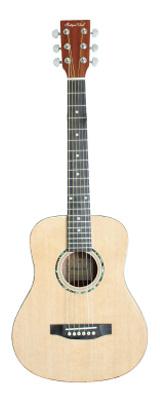 ANTIQUE NOEL(アンティークノエル) / AM-0 NAT (ナチュラル) ミニアコースティックギター【ギグバック付属】