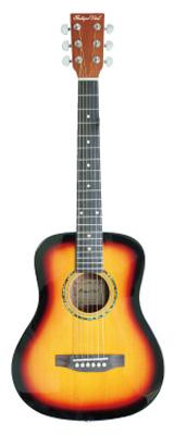 ANTIQUE NOEL(アンティークノエル) / AM-0 SB (サンバースト) ミニアコースティックギター【ギグバック付属】