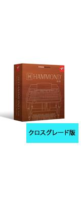 IK Multimedia(アイケーマルチメディア) / Hammond B-3X クロスグレード版 【初回限定版】 オルガン音源 バーチャルインストゥルメント
