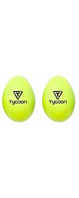 TYCOON(タイクーン) / Egg Shakers  TE-Y(イエロー) - エッグ・シェイカー 2個入り -