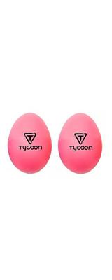 TYCOON(タイクーン) / Egg Shakers  TE-P(ピンク) - エッグ・シェイカー 2個入り -