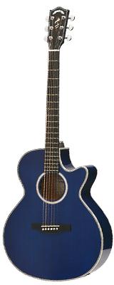新品特価!! Headway(ヘッドウェイ) / HSJ-5115SE/FM TDB  エレクトリック・アコースティックギター