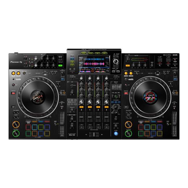 Pioneer(パイオニア) / XDJ-XZ 【rekordbox dj ライセンス付属】 - USBメモリー、rekordbox dj、Serato DJ、iPhone、Android 対応 DJコントローラー - 【11月26日発売予定】