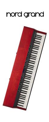 Clavia(クラヴィア) / Nord Grand - 88鍵 ステージピアノ - 1大特典セット