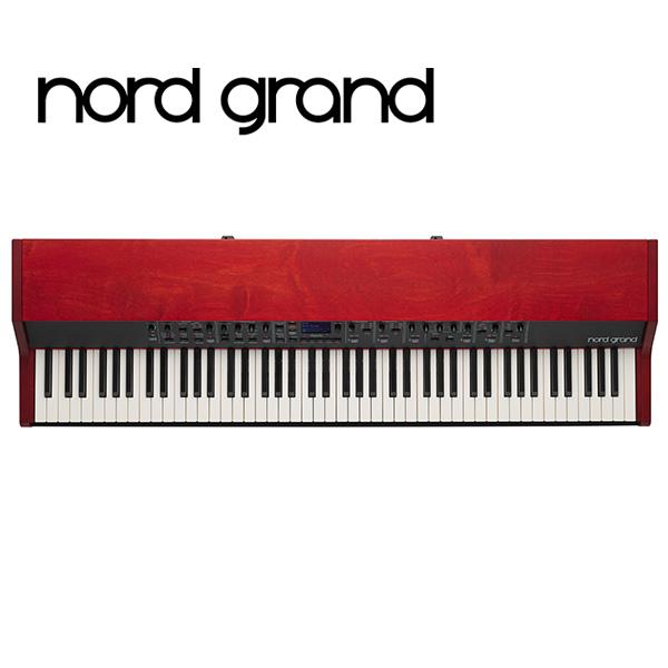 Clavia(クラヴィア) / Nord Grand - 88鍵 ステージピアノ -