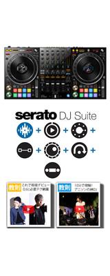 Pioneer DJ(パイオニア) / DDJ-1000SRT Serato DJ SUite セット