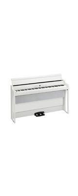 Korg(コルグ) / G1B AIR-WH / ホワイト / 88鍵盤 デジタルピアノ / 電子ピアノ 2大特典セット