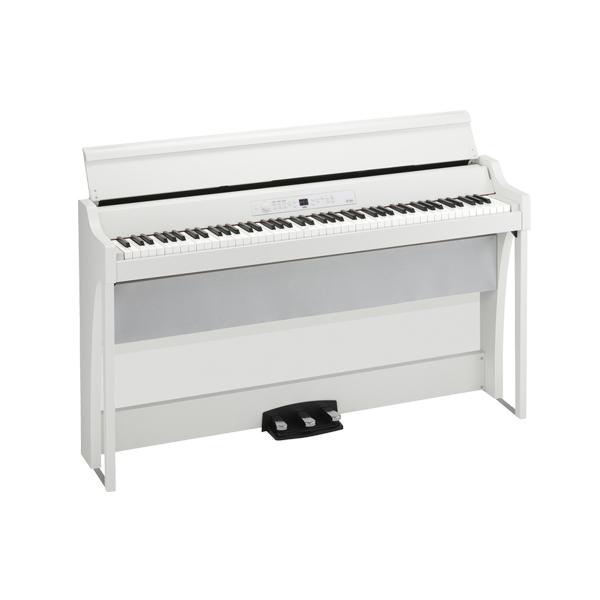 Korg(コルグ) / G1B AIR-WH / ホワイト / 88鍵盤 デジタルピアノ / 電子ピアノ 【11月29日発売】