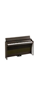 Korg(コルグ) / G1B AIR-BR / ブラウン / 88鍵盤 デジタルピアノ / 電子ピアノ 2大特典セット