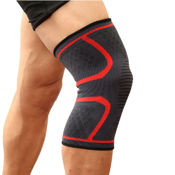 Perfect Grip / ニースリーブ ニーサポーター 膝サポーター(RED / Lサイズ) (1個)