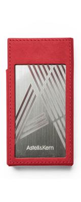 ■ご予約受付■ Astell&Kern(アステル&ケルン) / SA700 Case (Poppy Red) SA700専用ケース 【12月13日発売 / 次回来年1月以降予定】