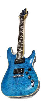 新品特価 SCHECTER(シェクター) / AD-OM6-EXT TOB エレキギター
