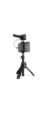 IK Multimedia(アイケーマルチメディア) /  iRig Mic Video Bundle(アイリグマイクビデオバンドル) / スマホ タブレット用録音マイク