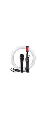 IK Multimedia(アイケーマルチメディア) / iRig Video Creator HD Bundle(アイリグビデオクリエイターHDバンドル)/ スマホ タブレット用録音マイク