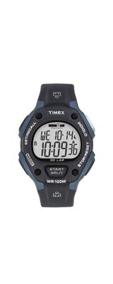 TIMEX(タイメックス) / T5H591 / Ironman /  Classic 30ラップ ブラック&ダークブルー / メンズ 腕時計