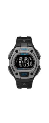 TIMEX(タイメックス) / TW2U30200 / Ironman / Classic 30ラップ ブラック&グレー&ブルー/ メンズ 腕時計