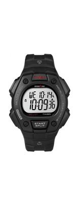 TIMEX(タイメックス) / T5K822 / Ironman / Classic 30ラップ / ブラック&レッド メンズ 腕時計