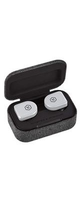 MASTER & DYNAMIC(マスターアンドダイナミック) / MW07 GO (Stone Grey) IPX6防水仕様 Bluetooth5.0 対応 Apt-X対応 完全ワイヤレスイヤホン 1大特典セット
