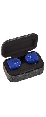 MASTER & DYNAMIC(マスターアンドダイナミック) / MW07 GO (Electric Blue) IPX6防水仕様 Bluetooth5.0 対応 Apt-X対応 完全ワイヤレスイヤホン 1大特典セット